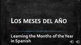 Months of the Year in Spanish - Los Meses