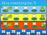 skip counting(2's,3's,5's,10's) digital product