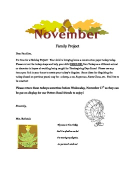Monthy Family Projects