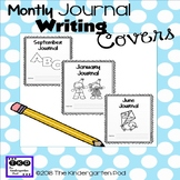Montly Writing Journal Covers