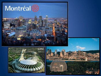 Montreal, NYC, and Mexico City