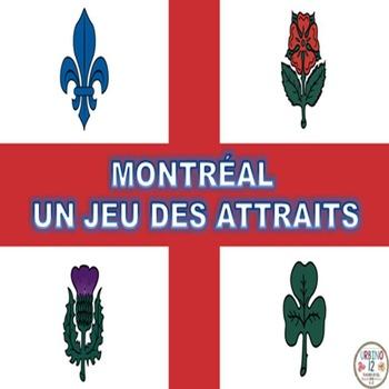 Montréal Un Jeu