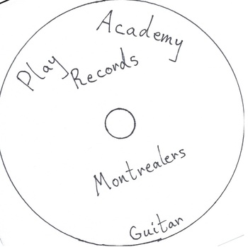 Montrealers Guitar Only