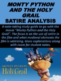 """Monty Python and the Holy Grail"" Satire Analysis"