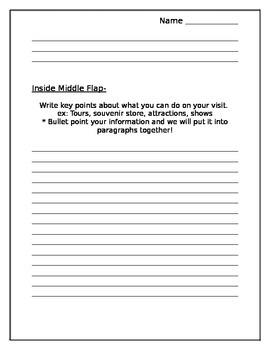 Monument & Memorial Brochure Project Outline