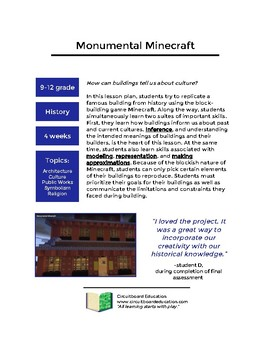 Monumental Minecraft [PREVIEW]