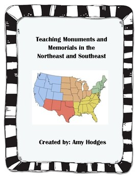 Monuments and Memorials in the Northeast and Southeast Regions