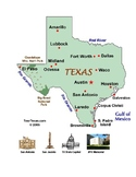 Monuments in Texas