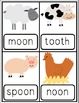 "Moo! Literacy Activities for /oo/ as in ""moon"""