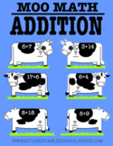 Moo Math - Addition Workbook