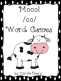Moo! OO Word Games