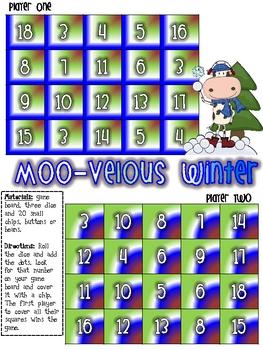Moo-Velous Winter