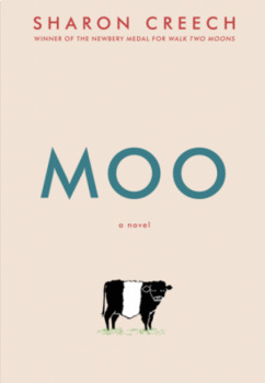 Moo by Sharon Creech Battle of the Books questions/answers