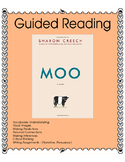 Moo by Sharon Creech - Guided Reading