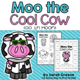 Moo the Cool Cow! {oo in moon activity pack}