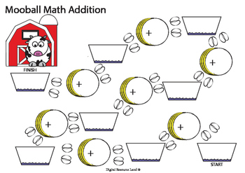 Mooball Math Addition