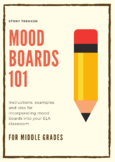 Mood Boards 101 - A new strategy for the ELA classroom
