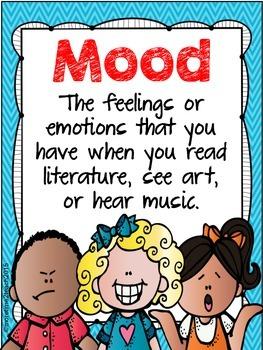 Mood: Guess My Mood {FREEBIE}