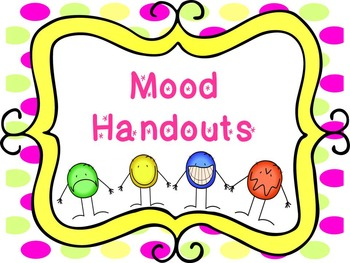 Mood Handout and Samples