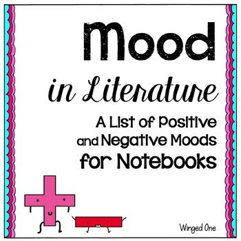 Mood List - Literature