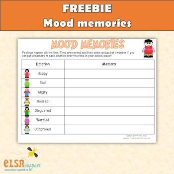 Back to School -Mood Memories