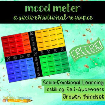Mood Meter: A Socio-Emotional Resource by SpEdder Together ...
