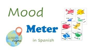 Mood Meter - Spanish