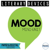 Mood Mini-Unit - 3 Fun and Engaging Mood Lessons!