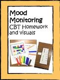Mood Monitoring CBT Homework