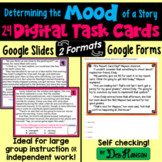 Mood Task Cards Using Google Forms: A Digital Resource