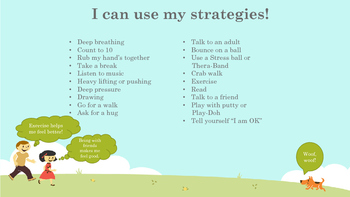 Mood Thermometer & Strategies