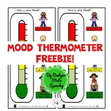 Mood Thermometer for Table or Desktop