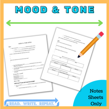 Mood & Tone Powerpoint Notes