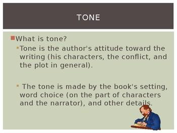 Mood and Tone Presentation