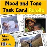 Mood and Tone Task Card Bundle