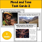 Mood and Tone Task Cards 2