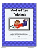 Mood and Tone Task Cards