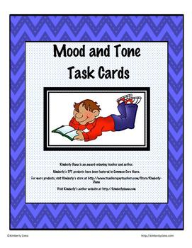 Mood and Tone Teach and Reach Bundle