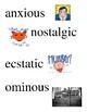 Mood and Tone Vocabulary Unit