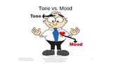 Mood and Tone powerpoint
