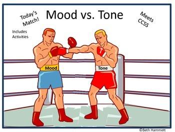 Mood vs. Tone