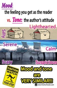 Mood vs Tone
