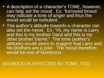 Mood-y Attitude-y