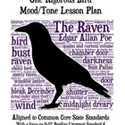 Raven: One Rigorous Bird Mood/Tone Lesson Plan UPDATED Com