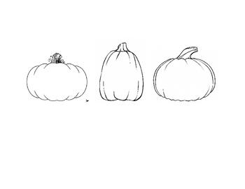 Moody Pumpkins