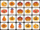 Moody Pumpkins - Halloween Pragmatics & Synonyms