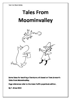 Moomins (the Tales of Moominvalley)