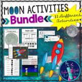 Moon Activities BUNDLE