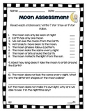 Moon Assessment