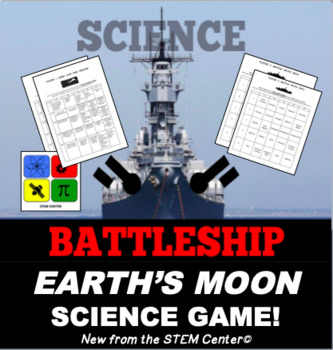 Moon Battleship Game